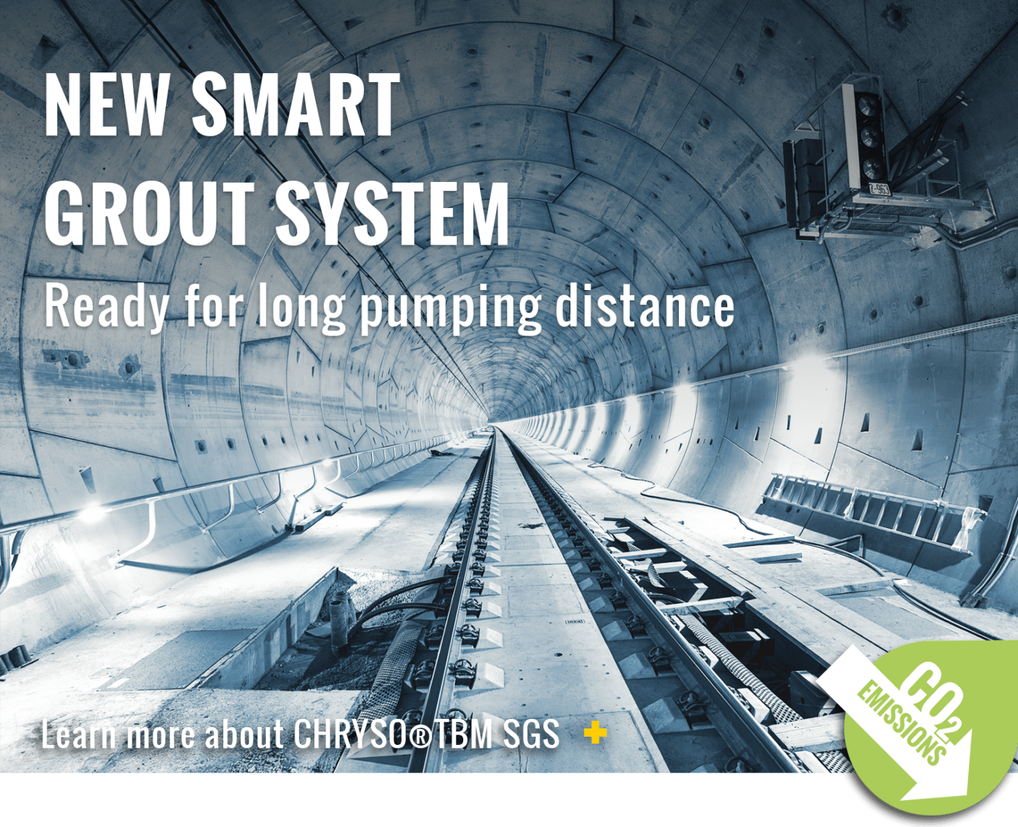 New smart grout system